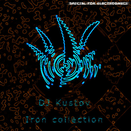 DJ Kustov - Iron collection