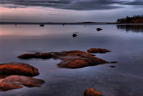 На Белом море