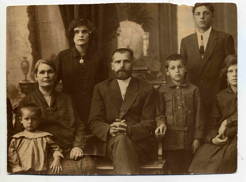 Судьба семьи Михайловых