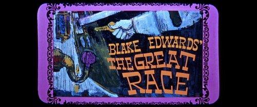 The Great Race (1965) Большие гонки