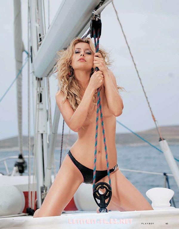 Playboy Девушка с обложки: Лена Максимова