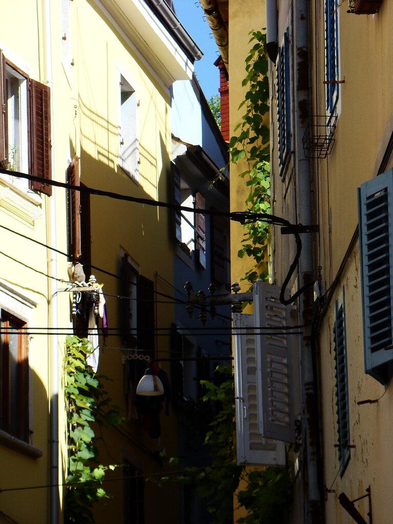 Переулки Пирана