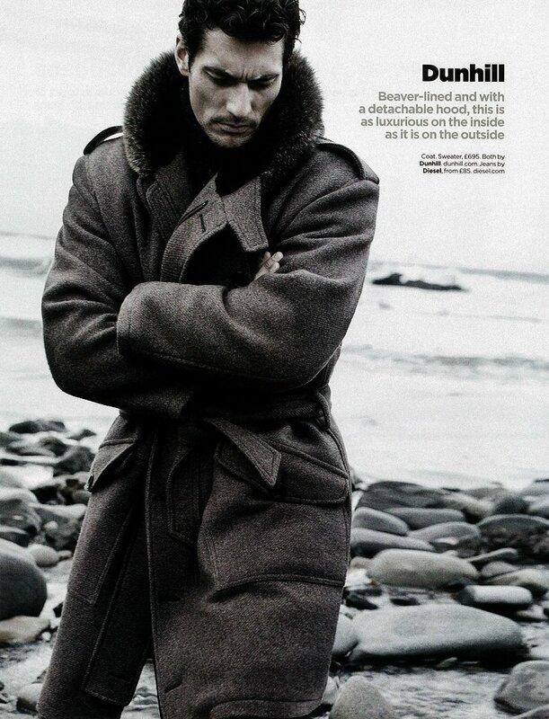David Gandy (Дэвид Ганди) 2011