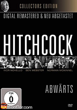 Alfred Hitchcock - Abwärts (1927)