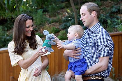 Принц Уильям с супругой Кейт Миддлтон сказали дату рождения второго малыша