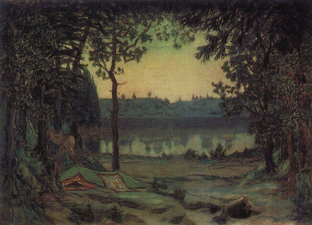 Озеро Светлояр. 1906.jpg