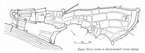 Замок Бреда, план