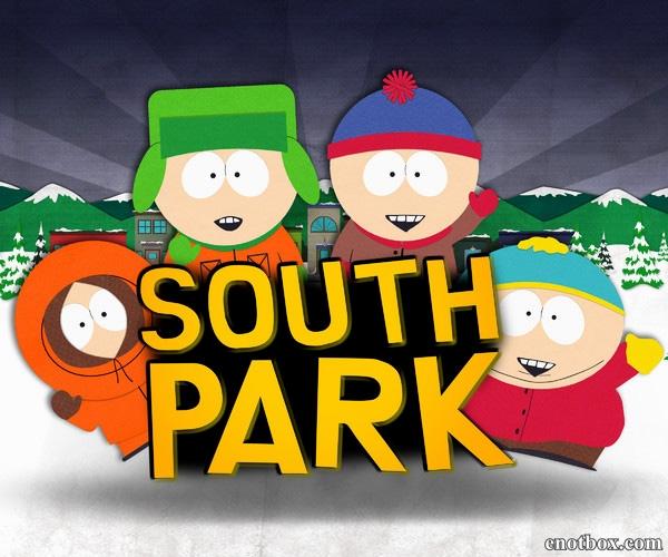 Южный Парк / South Park - Полный 19 сезон [2015, WEB-DLRip | WEB-DL 720p, 1080p] (Кубик в Кубе | Paramount Comedy)