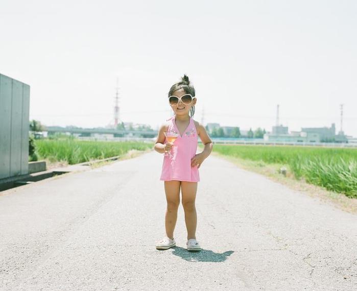 Моя дочь Канна. Фотографии Тоёкадзу Нагано