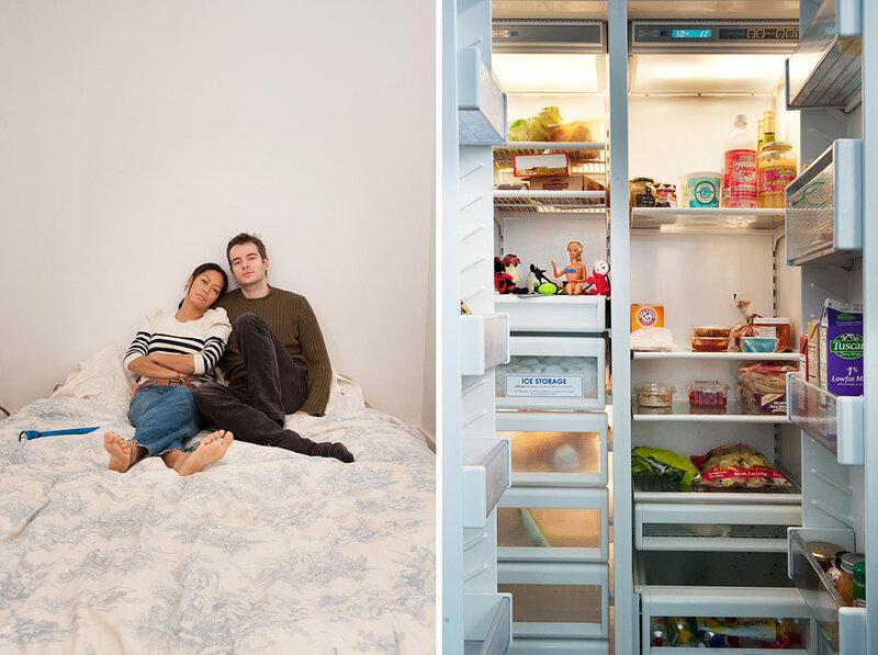 Фотограф Стефани де Руж заглянула в холодильники 0 fcaee a634421c XL