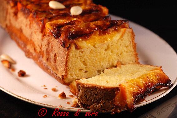 Cake alle arance caramellate