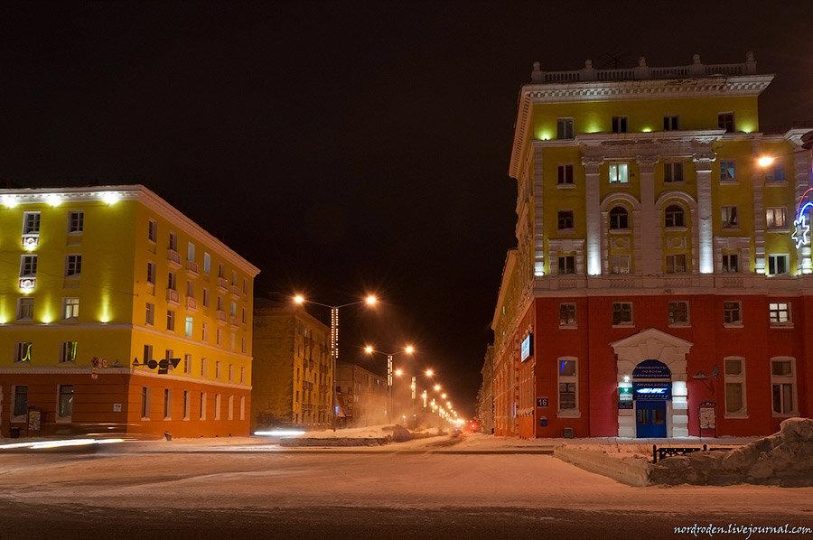 Североморск  Википедия