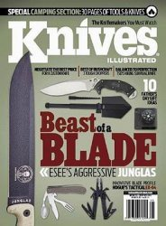 Журнал Knives Illustrated 2014-05/06