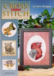 Книга Simply the Best Jill Oxtons Cross Stitch - Issue No. 33