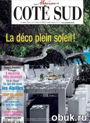 Книга Maisons Cote Sud - Juin/Juillet 2012