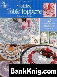 Книга Crochet Holiday Table Toppers jpg 3,7Мб