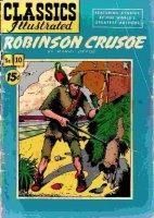 Книга Даниель Дефо. Robinson  Crusoe cbr 43Мб