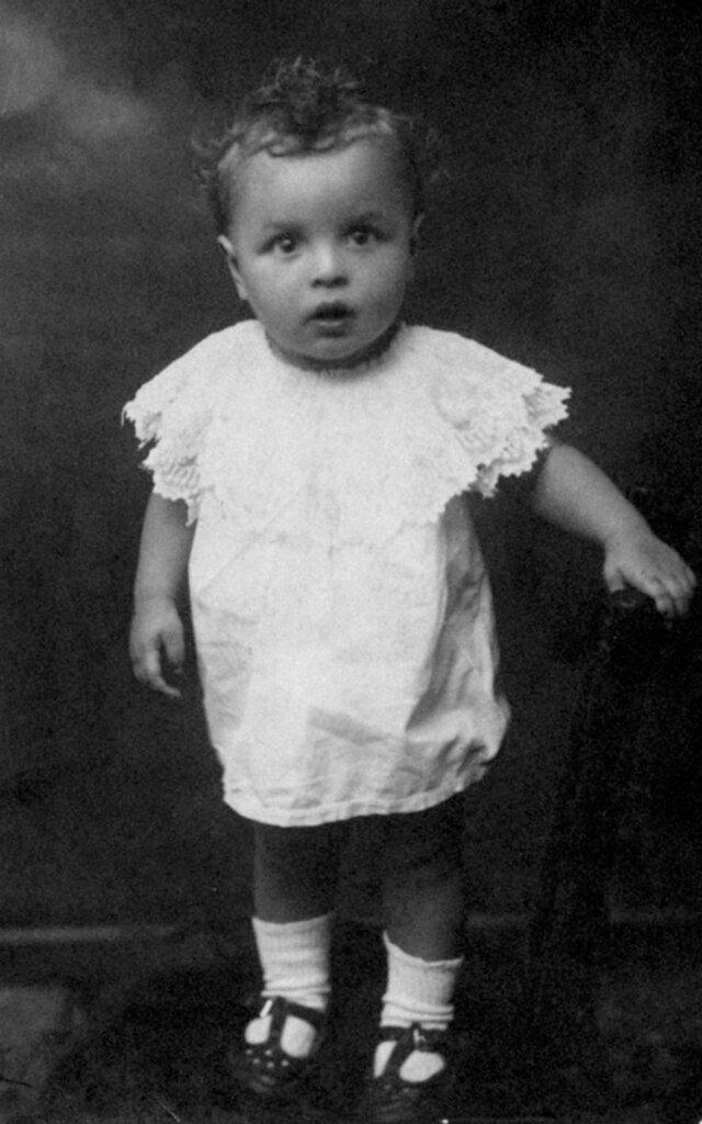 Юрий Левитанский, 1923 год