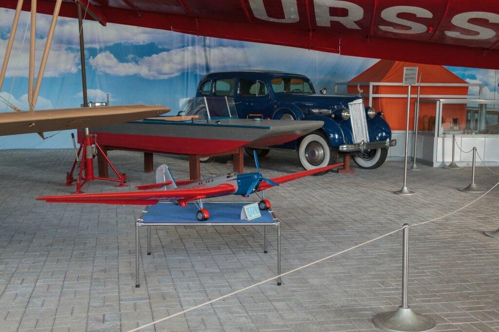 Музей Чкалова