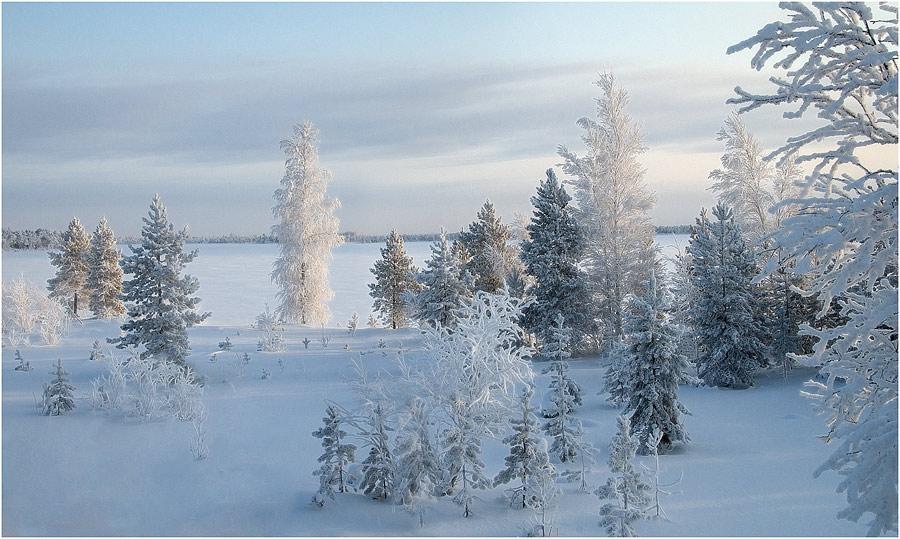 География Ханты-мансийского округа (Югра)