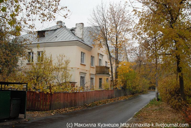 домик в Курьяново