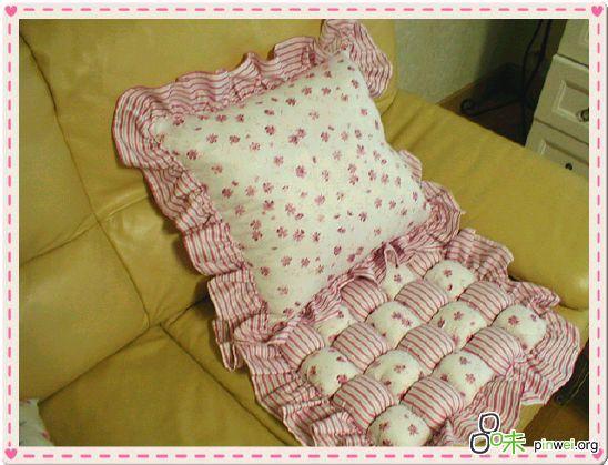 Детский коврик+подушка Мастер Класс