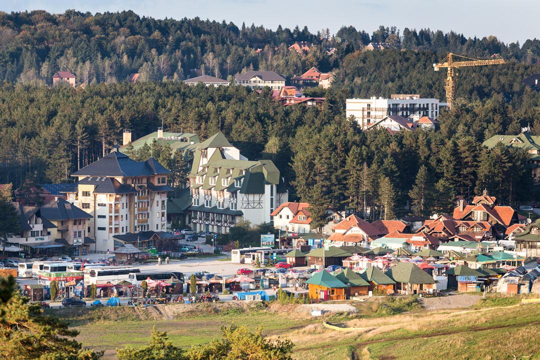 Центр Златибора