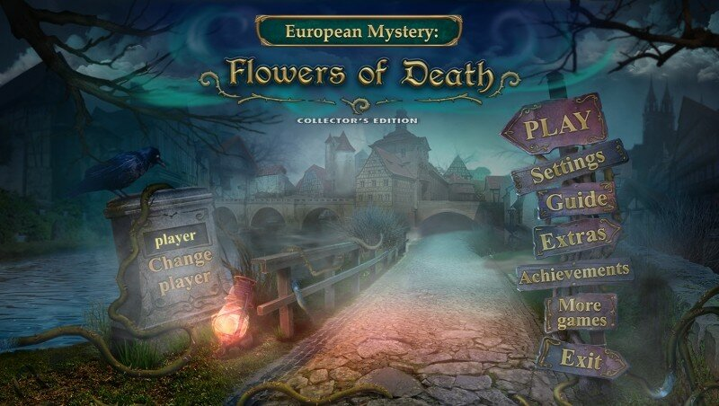 European Mystery: Flowers of Death CE