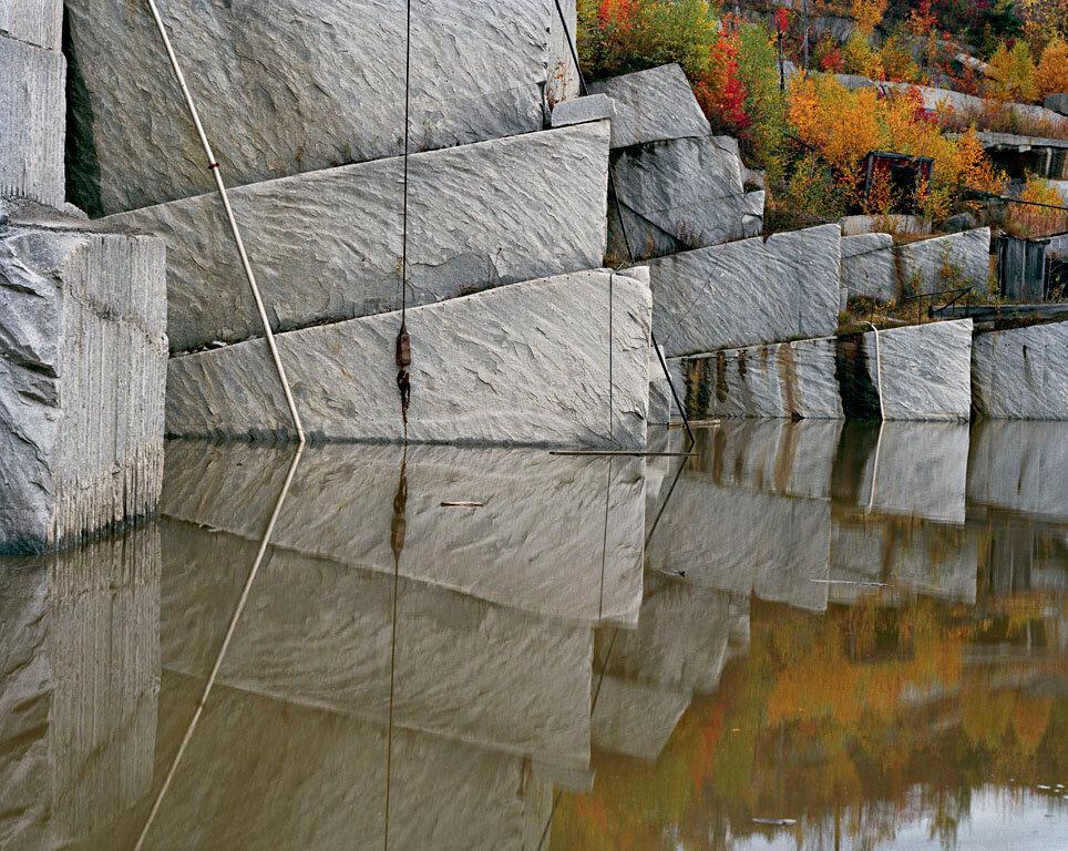 Granite Quarry, Bebee, Quebec, 1991