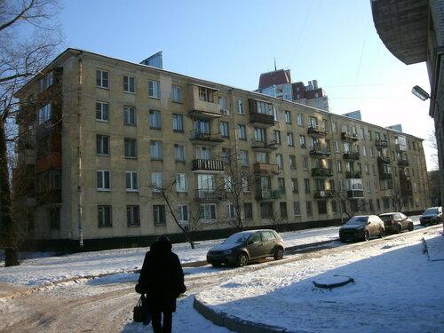 Краснопутиловская ул. 72