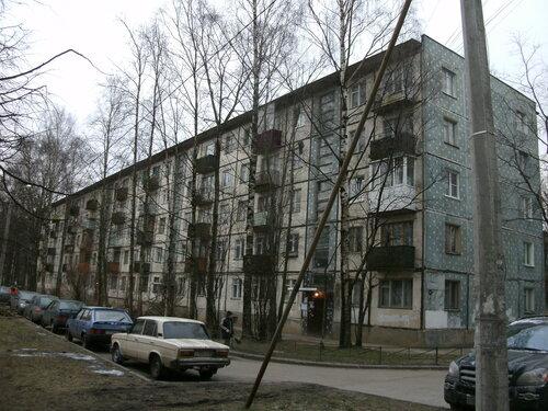 ул. Софьи Ковалевской 13к3