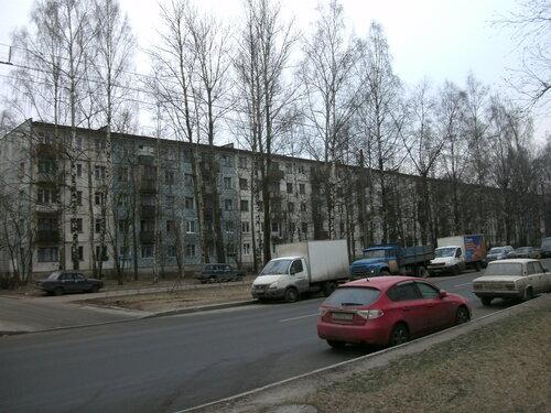 ул. Софьи Ковалевской 11к1
