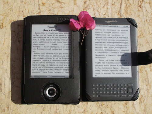 Onyx Boox A62S Профессор Мориарти vs Amazon Kindle Keyboard