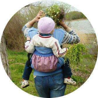 Эргономичный рюкзак ребенок 2 года
