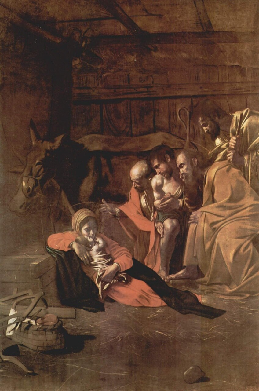 «Поклонение пастухов» (Региональный музей Мессины, Мессина, Сицилия);
