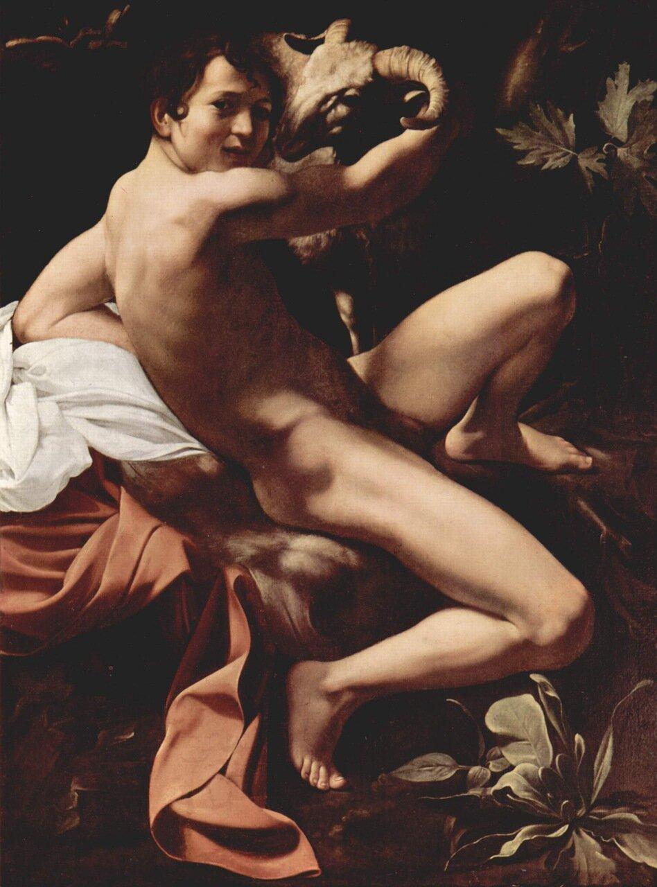 «Иоанн Креститель» (Капитолийские музеи, Рим);