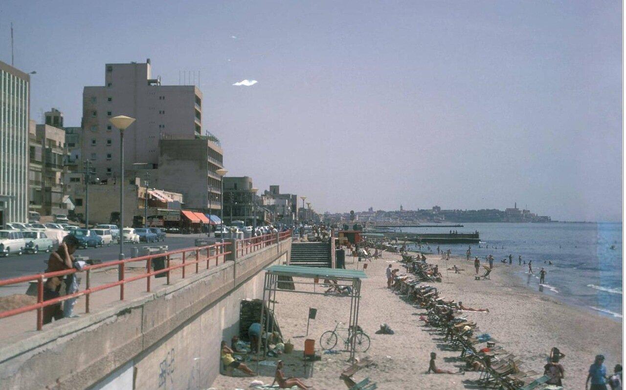 10. Пляж
