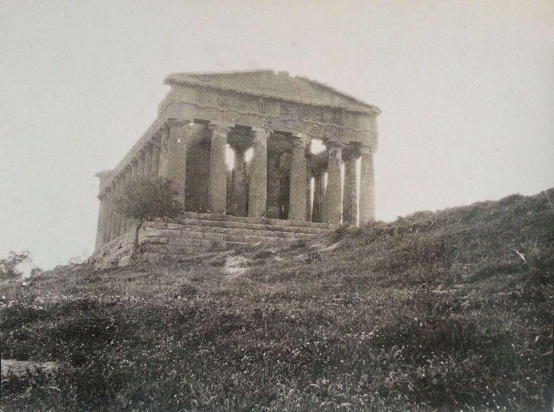 Седжеста. Храм