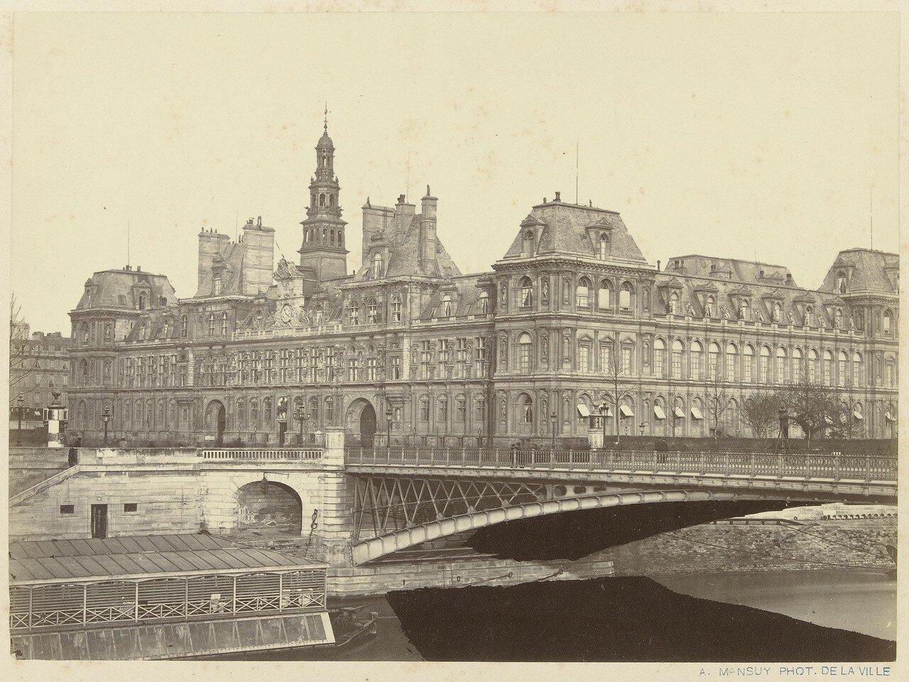 1860-е. Отель-де-Виль