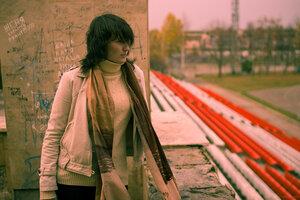Спартак Оля, oka841, девушка, город, портрет, фотосессия