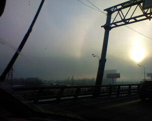 Радуга над Кольцевой