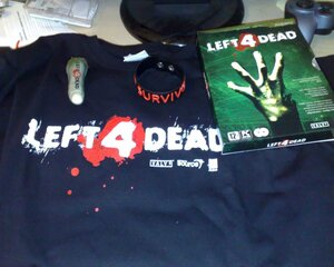 Left 4 Dead коллекционное издание