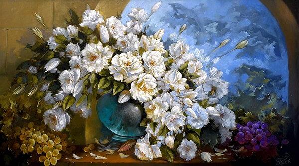 фото цветы фэнтези