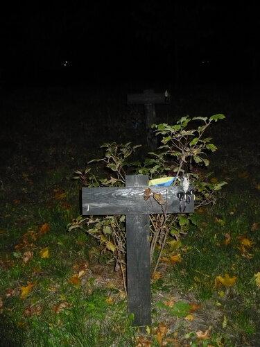 Голодоморный крест 3