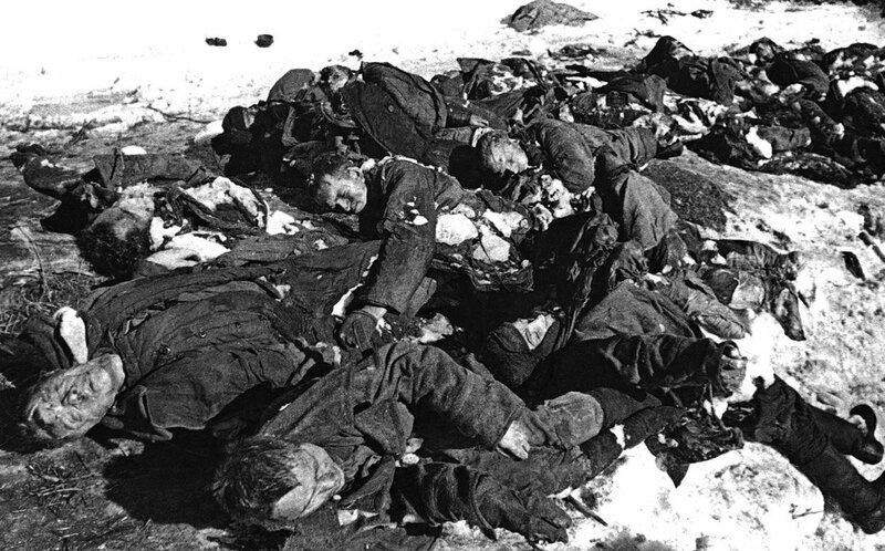 что творили гитлеровцы с русскими прежде чем расстрелять, зверства фашистов над пленными красноармейцами