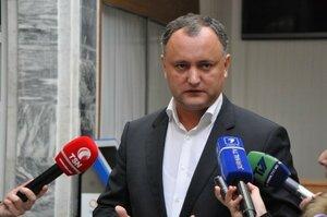 Игорь Додон: Молдову захватили олигархи