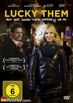 Lucky Them - Auf der Suche nach Matthew Smith (2013)