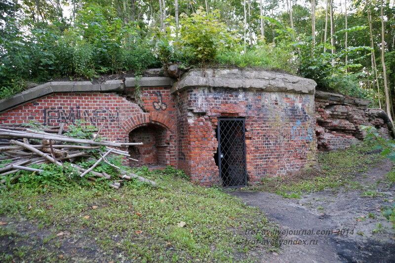 Форт № 5 - Король Фридрих Вильгельм III, Калининград