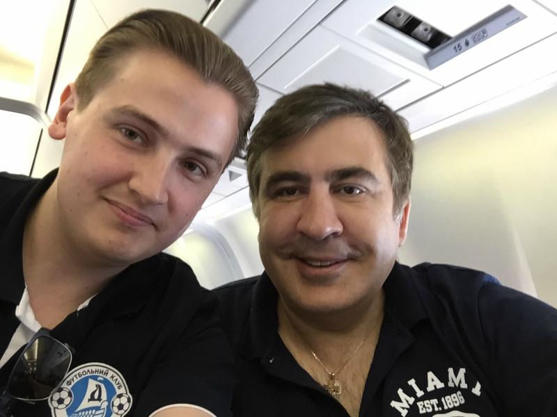 Новым одесским губернатором назначен Михаил Саакашвили
