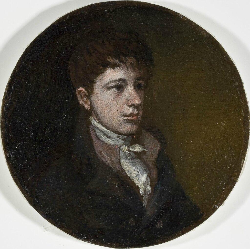 Javier Goya, 1805
